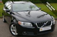 2008 VOLVO V70 2.5 T SE LUX 5d AUTO 198 BHP £8495.00