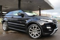 USED 2013 63 LAND ROVER RANGE ROVER EVOQUE 2.2 SD4 DYNAMIC 3d AUTO 190 BHP