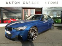 USED 2015 15 BMW 3 SERIES 2.0 320D M SPORT AUTO 181 BHP **M PERFORMANCE KIT** ** M PERFORMANCE KIT **