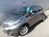 2014 NISSAN NOTE}