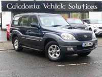 USED 2005 05 HYUNDAI TERRACAN 2.9 CRTD Station Wagon 5dr GREAT VALUE DIESEL 4x4