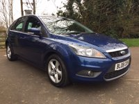 USED 2008 08 FORD FOCUS 1.8 ZETEC TDCI 5d 115 BHP