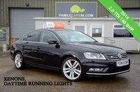 USED 2014 VOLKSWAGEN PASSAT 2.0 R LINE TDI 140 BHP *XENONS & DRL* *FROM £159 MONTHLY*