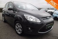 USED 2014 14 FORD C-MAX 1.6 ZETEC TDCI 5d 114 BHP GREAT EXAMPLE