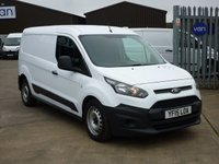 2015 FORD TRANSIT CONNECT 1.6TDCI 210 L2 95BHP - 1 Owner - Low Miles £9795.00