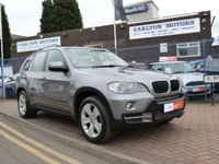 USED 2007 57 BMW X5 3.0 D SE 7STR 5d AUTO 232 BHP 7 SEATS ~ MEDIA PACKAGE ~ DYNAMIC PACKAGE ~ HEATED LEATHER ~ PROFESSIONAL NAVIGATION ~ £12K OPTIONS