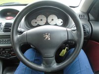 USED 2003 53 PEUGEOT 206 1.4 SW XT HDI 5d 68 BHP DIESEL ESTATE+£30 ROAD TAX