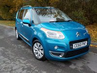 USED 2010 60 CITROEN C3 PICASSO 1.6 PICASSO EXCLUSIVE HDI 5d 90 BHP *Insurance Group 4.  £30 Road Tax*