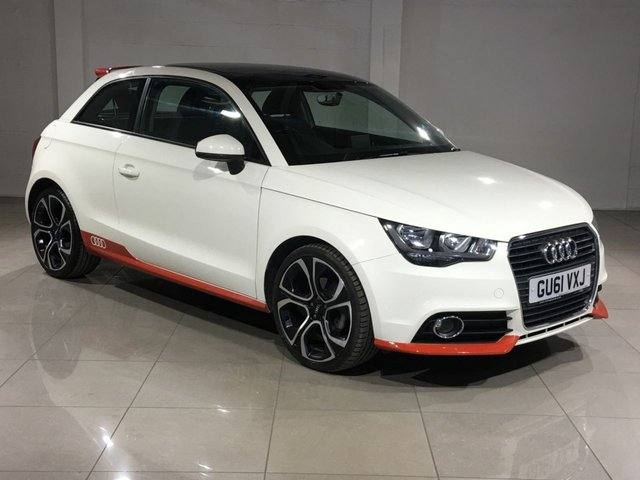 View our 2011 61 AUDI A1 1.6 TDI COMPETITION LINE 3d 105 BHP