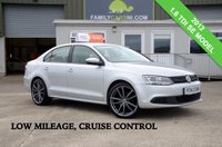 USED 2012 VOLKSWAGEN JETTA 1.6 SE TDI 4d BLUEMOTION *LOW MILEAGE* *FROM £129 MONTHLY*