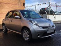 USED 2008 08 NISSAN MICRA 1.2 ACENTA 5d 80 BHP