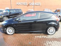 USED 2013 63 FORD FIESTA 1.6 ZETEC S TDCI 3d 94 BHP 1 OWNER FULL DEALER HISTORY