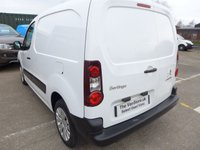 USED 2013 63 CITROEN BERLINGO 1.6 625 X L1 HDI 1d 74 BHP
