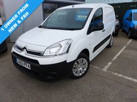 2013 CITROEN BERLINGO}