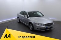USED 2014 64 VOLVO S80 2.4 D5 SE LUX 4d AUTO 212 BHP SAT NAV-LEATHER-CRUISE