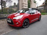 USED 2014 63 CITROEN DS3 1.6 DSTYLE PLUS 3dr 120 BHP 1 OWNER FROM NEW AIR/CON CRUISE CONTROL BLUETOOTH PHONE PARKING SENSORS *** FINANCE & PART EXCHANGE WELCOME ***