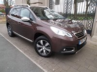 USED 2014 63 PEUGEOT 2008 1.6 E-HDI ALLURE 5dr 92 BHP 1 OWNER FROM NEW £ 20 A YEAR ROAR TAX BLUETOOTH PHONE CRUISE CONTROL PARKING SENSORS *** FINANCE & PART EXCHANGE WELCOME ***