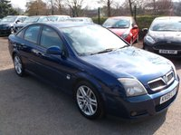 USED 2005 05 VAUXHALL VECTRA 2.2 SRI NAV 16V 5d 153 BHP AFFORDABLE FAMILY CAR IN EXCELLENT CONDITION, DRIVES SUPERBLY