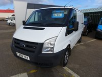 2008 FORD TRANSIT 2.2 300 LR 1d 85 BHP £SOLD