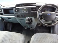 USED 2008 08 FORD TRANSIT 2.2 300 LR 1d 85 BHP