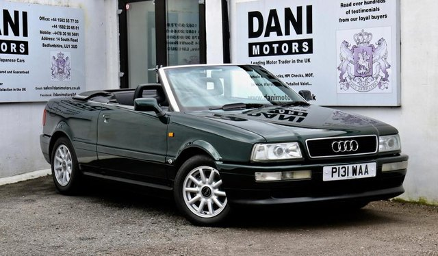 View our AUDI CABRIOLET