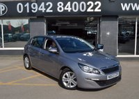 USED 2014 63 PEUGEOT 308 1.6 HDI ACTIVE 5d 92 BHP 1 OWNER, 17k SH,£0Y TAX