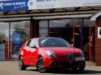 USED 2013 63 ALFA ROMEO GIULIETTA 2.0 JTDM-2 COLLEZIONE SPECIAL EDITION 5dr (140) *ONLY 9.9% APR with FREE Servicing*