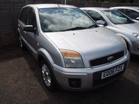 USED 2006 06 FORD FUSION 1.6 ZETEC CLIMATE 5d 89 BHP NEED FINANCE? WE CAN HELP. WE STRIVE FOR 94% ACCEPTANCE