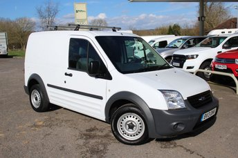 2013 FORD TRANSIT CONNECT 1.8 T200 LR 1d 74 BHP £6995.00