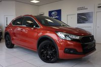 USED 2015 DS DS 4 1.6 BLUEHDI CROSSBACK S/S 5d 120 BHP Full Franchise History
