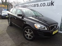 USED 2011 61 VOLVO XC60 2.4 D5 SE LUX AWD 5d AUTO 212 BHP Bluetooth+Navigation+Leather