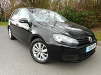 USED 2011 11 VOLKSWAGEN GOLF 1.6 MATCH TDI BLUEMOTION TECHNOLOGY 5d 103 BHP * Insurance Group 6.  £20 Per Year Road Tax*