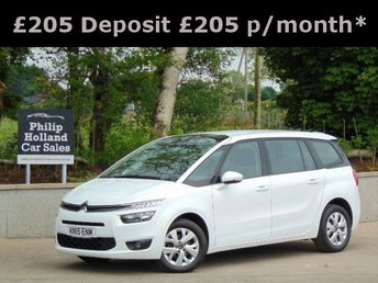 View our CITROEN GRAND C4 PICASSO