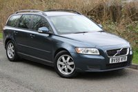 USED 2010 59 VOLVO V50 1.6 D DRIVE S 5d 109 BHP