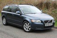 2010 VOLVO V50 1.6 D DRIVE S 5d 109 BHP £3950.00