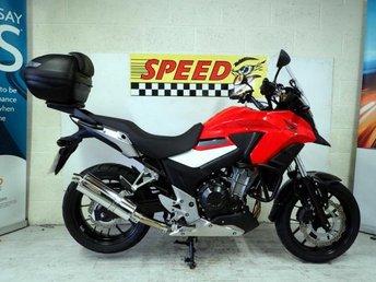 2016 HONDA CB 500 XA-G