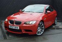 2007 BMW M3 4.0 M3 2d 415 BHP £19950.00