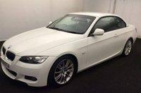 USED 2010 59 BMW 3 SERIES 3.0 325I M SPORT 2d AUTO 215 BHP