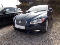 "USED 2009 09 JAGUAR XF 2.7 PREMIUM LUXURY -  4d AUTO 204 BHP LOOKS AND DRIVES SUPERB - UNMARKED 19"" ALLOYS - DREAM TO DRIVE!"