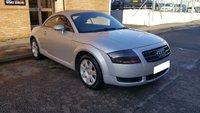2006 AUDI TT 1.8 T 3d 190 BHP £3499.00