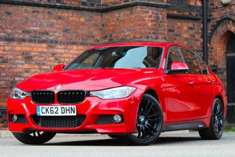 2012 BMW 3 SERIES 2.0 320d M Sport 4dr (start/stop) £15877.00