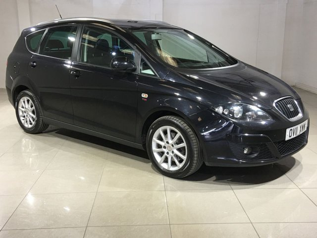 View our 2011 11 SEAT ALTEA XL 2.0 CR TDI SE 5d 140 BHP