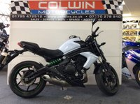 USED 2014 64 KAWASAKI ER 649cc ER 650 FFF ABS  ONLY 6000 MILES WITH FSH!!!