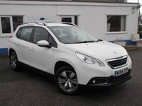 USED 2015 64 PEUGEOT 2008 1.4 HDI ACTIVE 5d 68 BHP