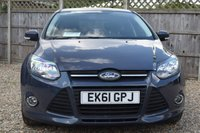 USED 2011 61 FORD FOCUS 1.6 ZETEC 5d 124 BHP Free 12  month warranty
