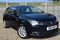 USED 2013 13 SEAT IBIZA 1.2 CR TDI ECOMOTIVE SE 5d 74 BHP Free 12  month warranty