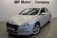 USED 2012 12 PEUGEOT 508 2.0 ALLURE HDI FAP 4d 163 BHP 50k SH, LEATHER.B/TOOTH
