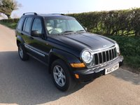 USED 2007 07 JEEP CHEROKEE LIMITED CRD