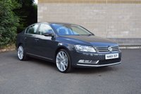 USED 2014 63 VOLKSWAGEN PASSAT 1.6 HIGHLINE TDI BLUEMOTION TECHNOLOGY 4d 104 BHP 6 SPEED GEARBOX