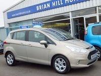 USED 2014 14 FORD B-MAX 1.4 ZETEC 5d